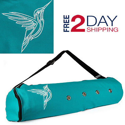 Yoga Mat Tote Bag Large Manduka Lululemon Exercise Carry Equipment for Women Men
