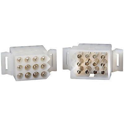 Molex 12-pin Connector Kit 0.093 1 Set