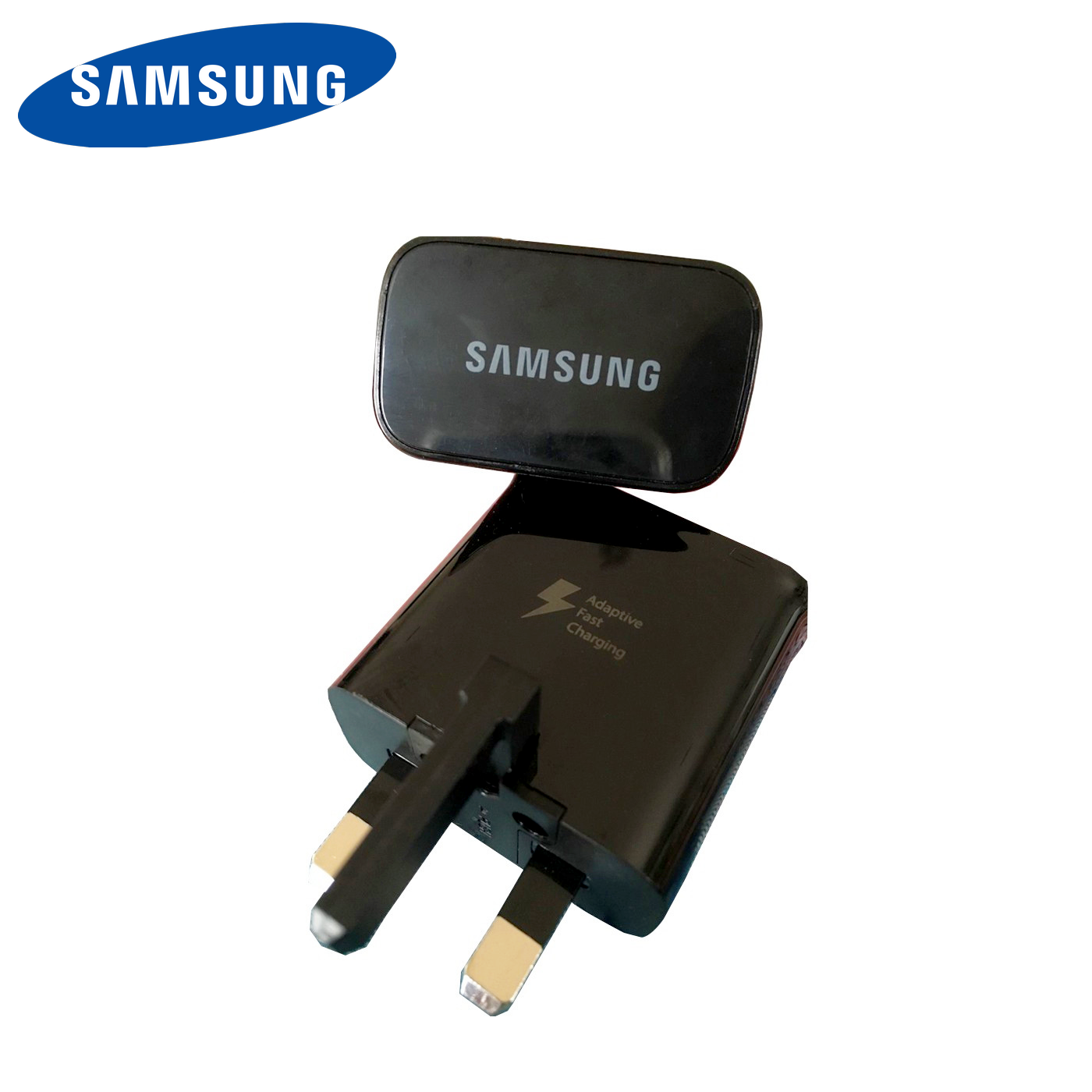 3a0332ddaeb0b9 Wall Fast Charging Plug Adapter For Samsung Galaxy S8 S7 S9 Original ...