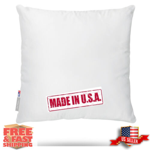 Pal Fabric Made in USA Cotton Feel Soft  Microfiber Pillow S
