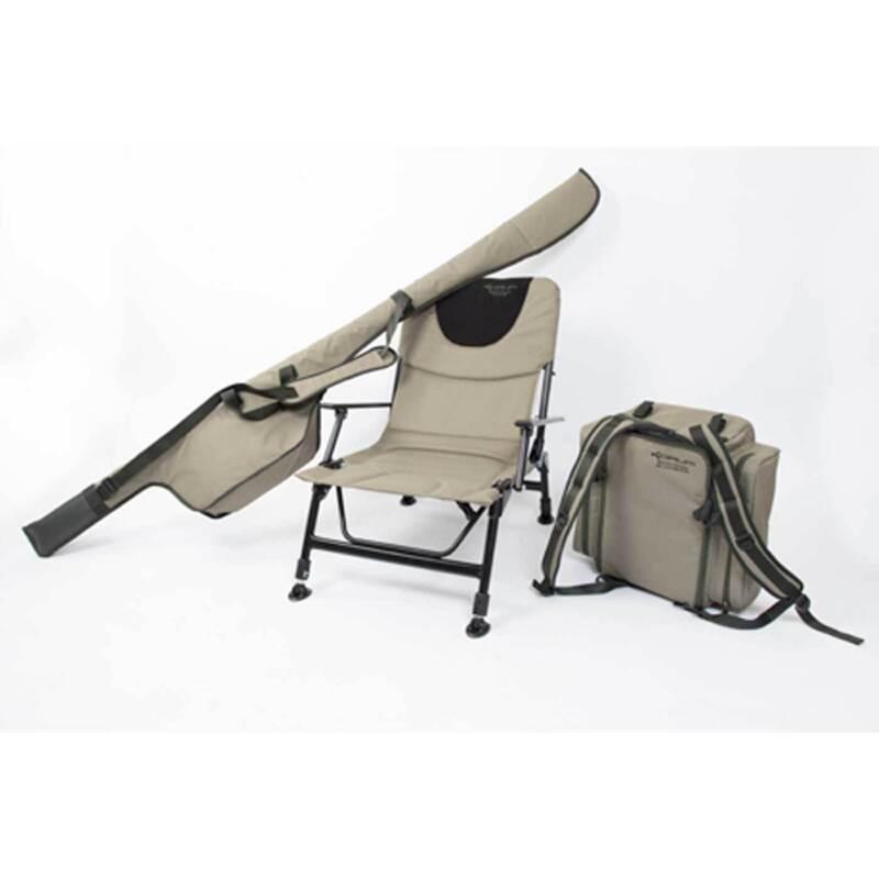 кресло фидерное korum roving luggage set chair-30
