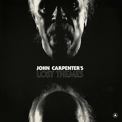 JOHN CARPENTER - LOST THEMES  CD NEW+  - Halloween Theme Electro
