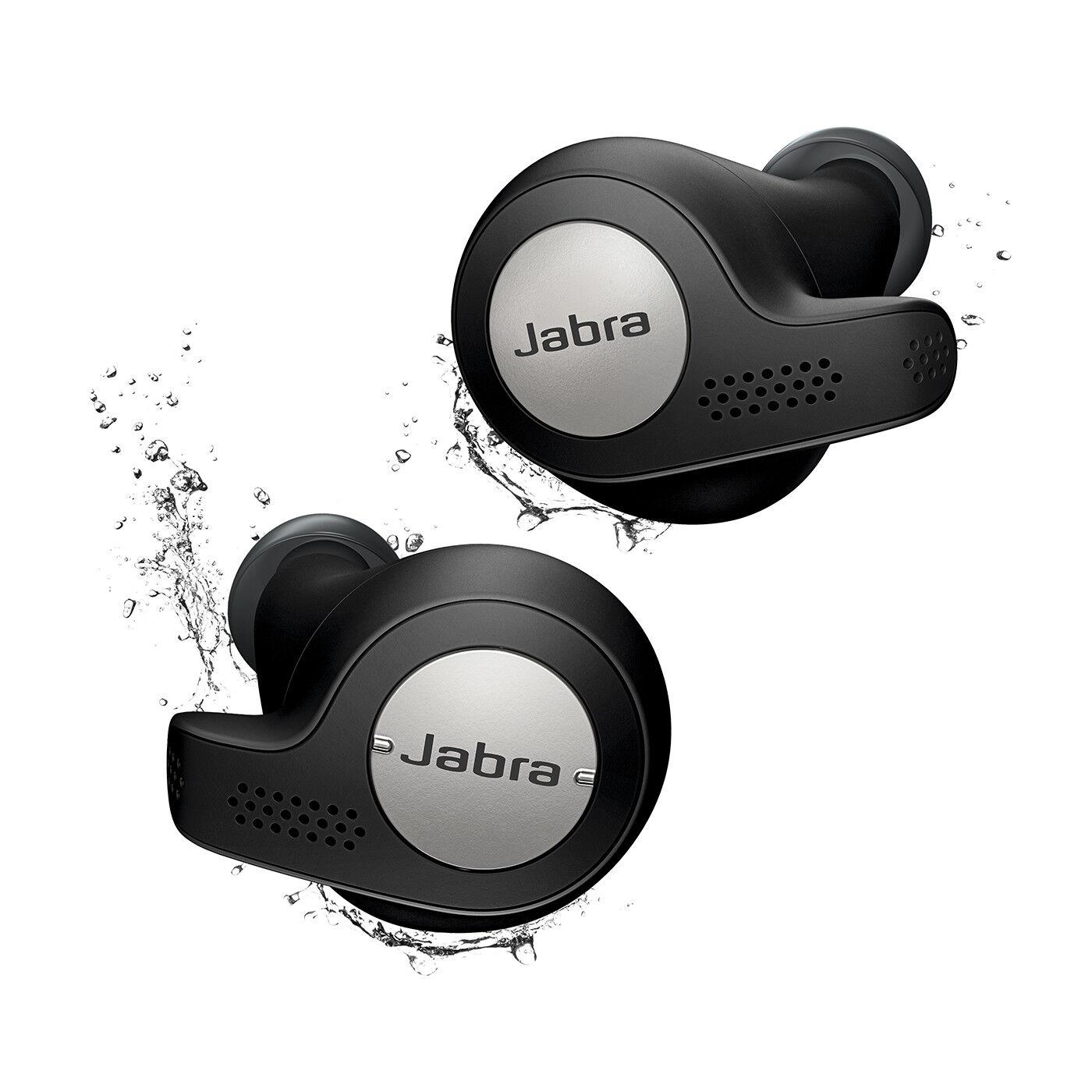 44f0c71f71b Jabra Elite Active 65t True Wireless Sport Earbuds (Manufacturer  Refurbished)