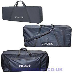 chase keyboard gig bag digital stage piano for casio yamaha soft carrying case ebay. Black Bedroom Furniture Sets. Home Design Ideas
