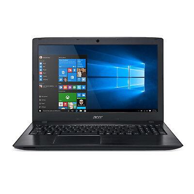 "Acer Aspire E15 15.6"" Laptop Intel Core i3-7100U 1TB 4GB Windows 10 E5-575-33BM"