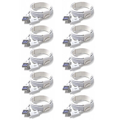 10x OEM Samsung Micro USB Cable Fast Charging Data Cord For Samsung Android LG Oem Lg Micro-usb