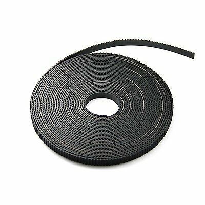 10m Gt2 6mm Timing Belt For Stepper Motor Pulley Prusa Makerbot Delta 3d Printer