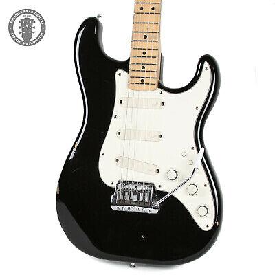 1983 Fender Elite Stratocaster in Black