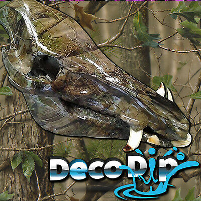 Hydrographic Water Transfer Hydro Dip Hydrodip Film Tree Camo Print Rc-210