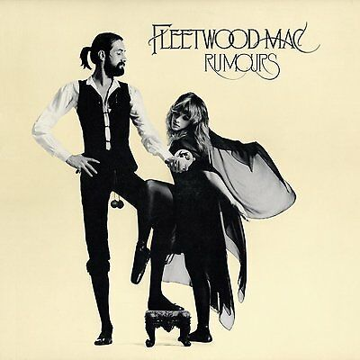 FLEETWOOD MAC RUMOURS LP VINYL ALBUM (January 28th 2013)