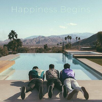 Jonas Brothers Happiness Begins CD Album June 2019 Brand New shrink wrapped