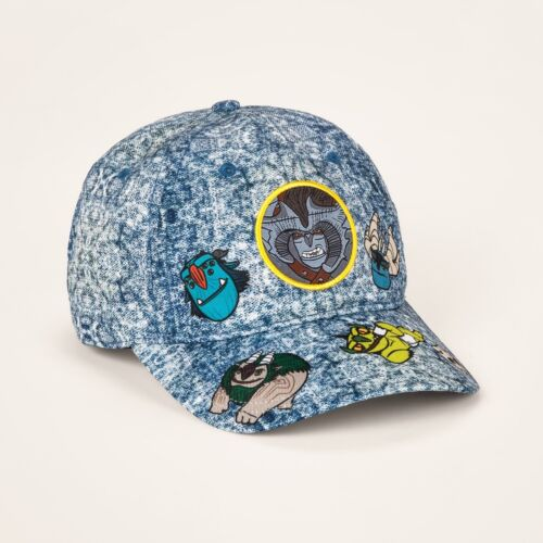 DreamWorks Trollhunters Boys Blue Baseball Cap Hat (One size fits most)