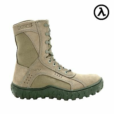 ROCKY S2V STEEL TOE MILITARY DUTY BOOT 6108 / SAGE GREEN * ALL SIZES - - Sale Sage Green