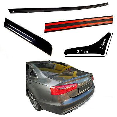 Aleron para Audi A6 C7 2011-2018 spoiler alerón de poliuretano con adhesivo...
