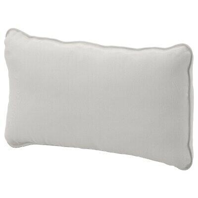 Ikea Vallentuna back support cushion COVER Modular Sofa Ramna Orrsta Light Grey