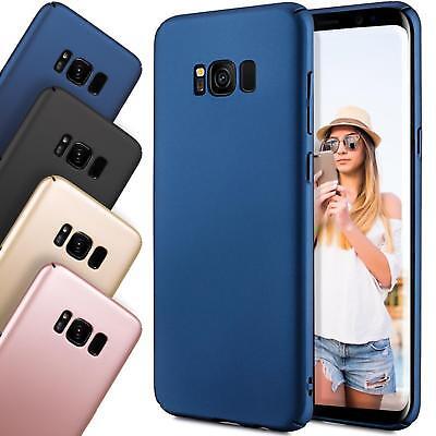 Handy Case Samsung Galaxy Hülle Hardcase Schutz Cover Slim Tasche Handyhülle Hard Case Cover