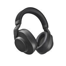 Jabra Elite 85h Black ANC Bluetooth Headphones (Manufacturer Refurbished)