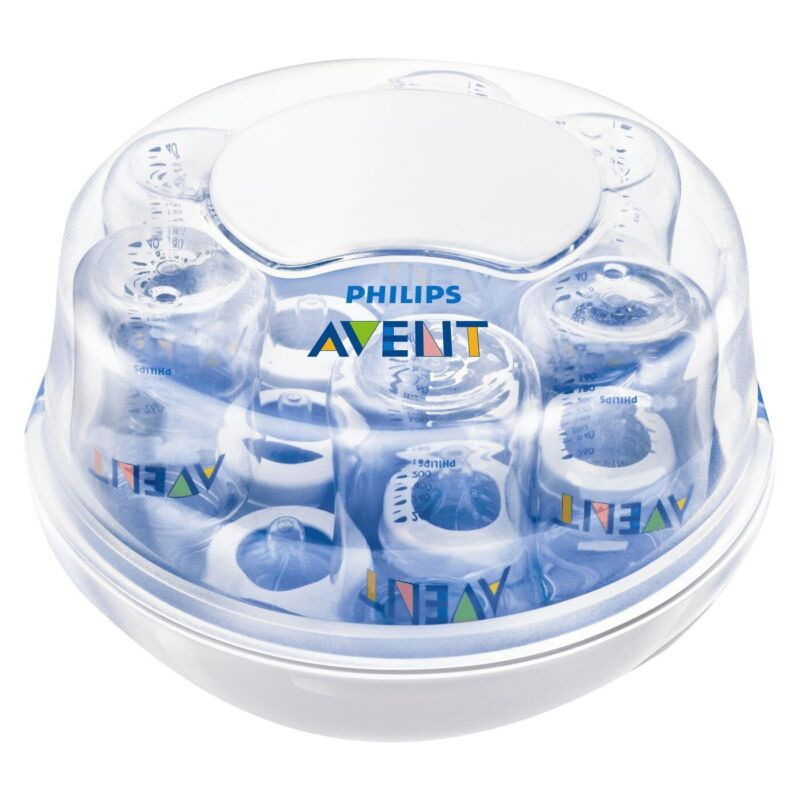 Philips Avent Microwave Steam Sterilizer SCF281/05
