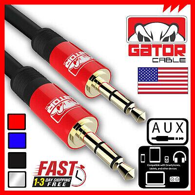 2X 4FT 3.5MM AUX MALE AUDIO STEREO CABLE CORD BLACK RAZR TITAN TORCH 9810 9900