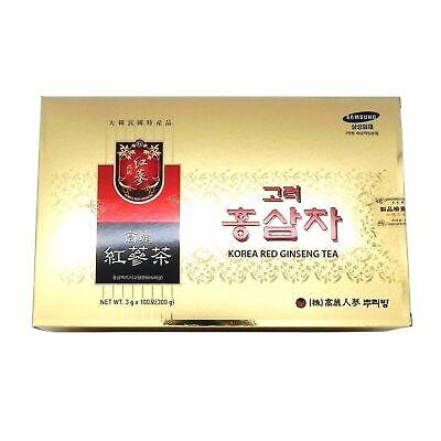 The Best Korean Red Ginseng Tea - 3g x
