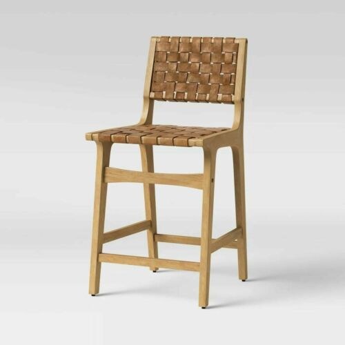 Ceylon Woven Counter Height Barstool - Opalhouse color Brown/Natural free ship