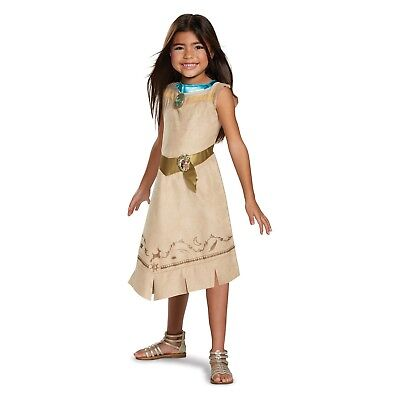 Disguise Girls' Disney Princess Pocahontas Classic Halloween Costume M (7/8),NIP - Pocahontas Halloween Costume For Girls