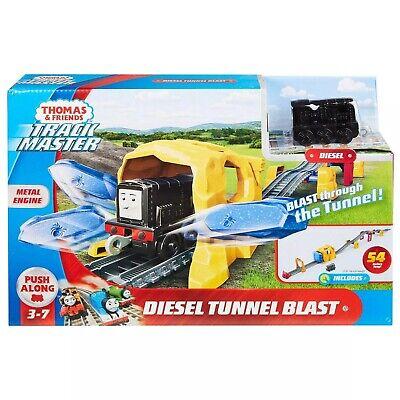 NEW Fisher Price Thomas & Friends Diesel Tunnel Blast Playset Birthday Gift