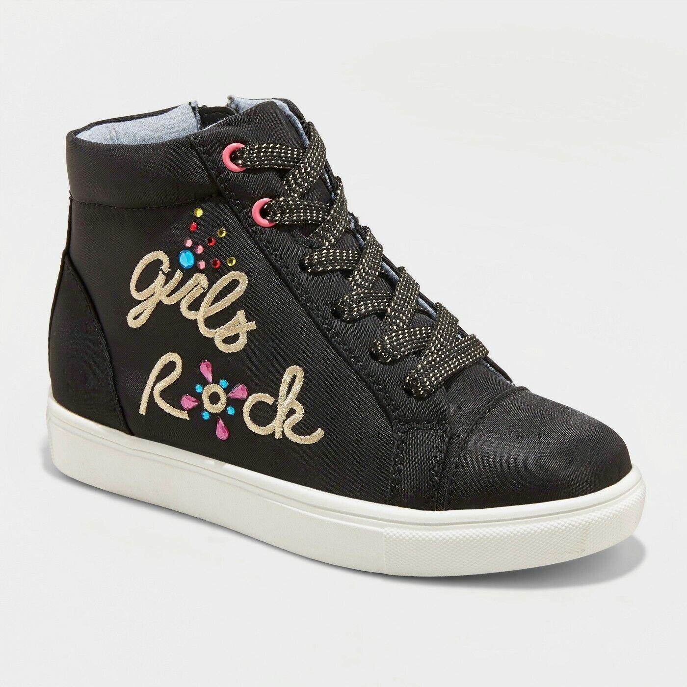 NWT Girls' Stevies Rock Camaro High Top
