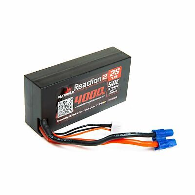 50C 4000mAh 2S 7.4 V Reaction Lithium DYNB3800EC Dynamite