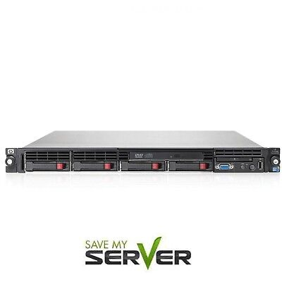 HP Proliant DL360 G6 8-Core Virtualization Server 24GB RAM 4x146GB Dual NIC