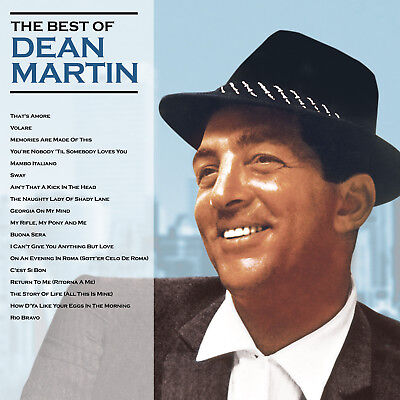 Dean Martin BEST OF 180g 18 ESSENTIAL SONGS Collection NEW SEALED VINYL LP (Best Dean Martin Song)