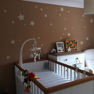Glow-in-the-Dark-Stars-Wall-Stickers-Wall-Decals-Wall-Art-Wall-Graphics