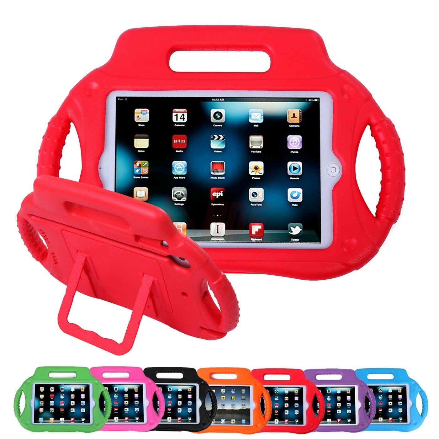 how to set up an ipad mini for a child