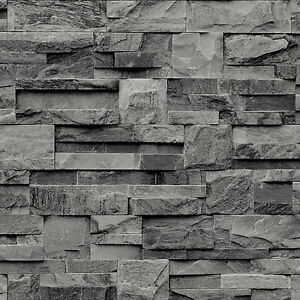 Natural Stone Wallpaper Image is loading ft WALLPAPER