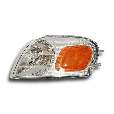 Fits 97-05 Chevrolet Venture Left Driver Signal Parking Side Marker Light -