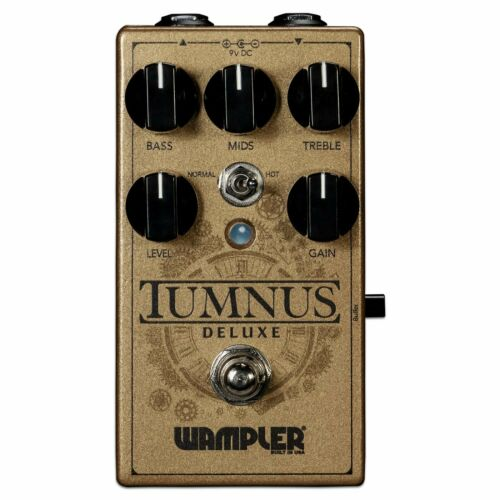WAMPLER Tumnus Deluxe Overdrive Pedal Transparent