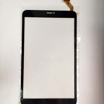 Used, 8'' Tablet Touch Screen Digitizer Replacement For TurboX Rainbow III 3g M08F1 for sale  Shipping to Canada