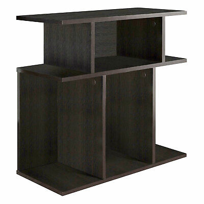 Monarch 24 Accent Side Table Cappuccino