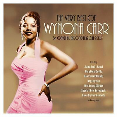 Wynona Carr - The Very Best Of / Greatest Hits 2CD 2019