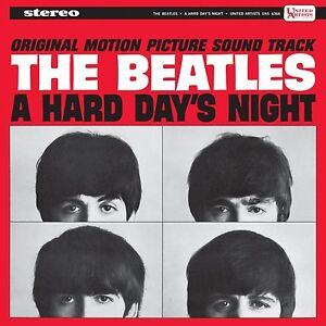 THE BEATLES A HARD DAY'S NIGHT USA VERSION MONO/STEREO CD NEW
