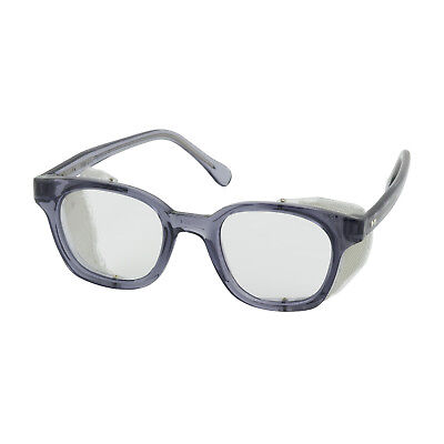 Bouton Traditional Safety Glasses With Side Shields Clear Anti-fog Lens
