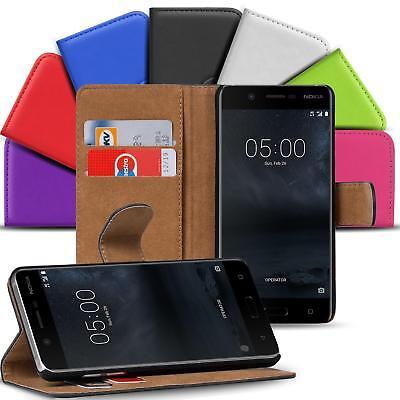 Handy Tasche für Nokia Serie Hülle Klapphülle Schutz-Hülle Cover Etui Case
