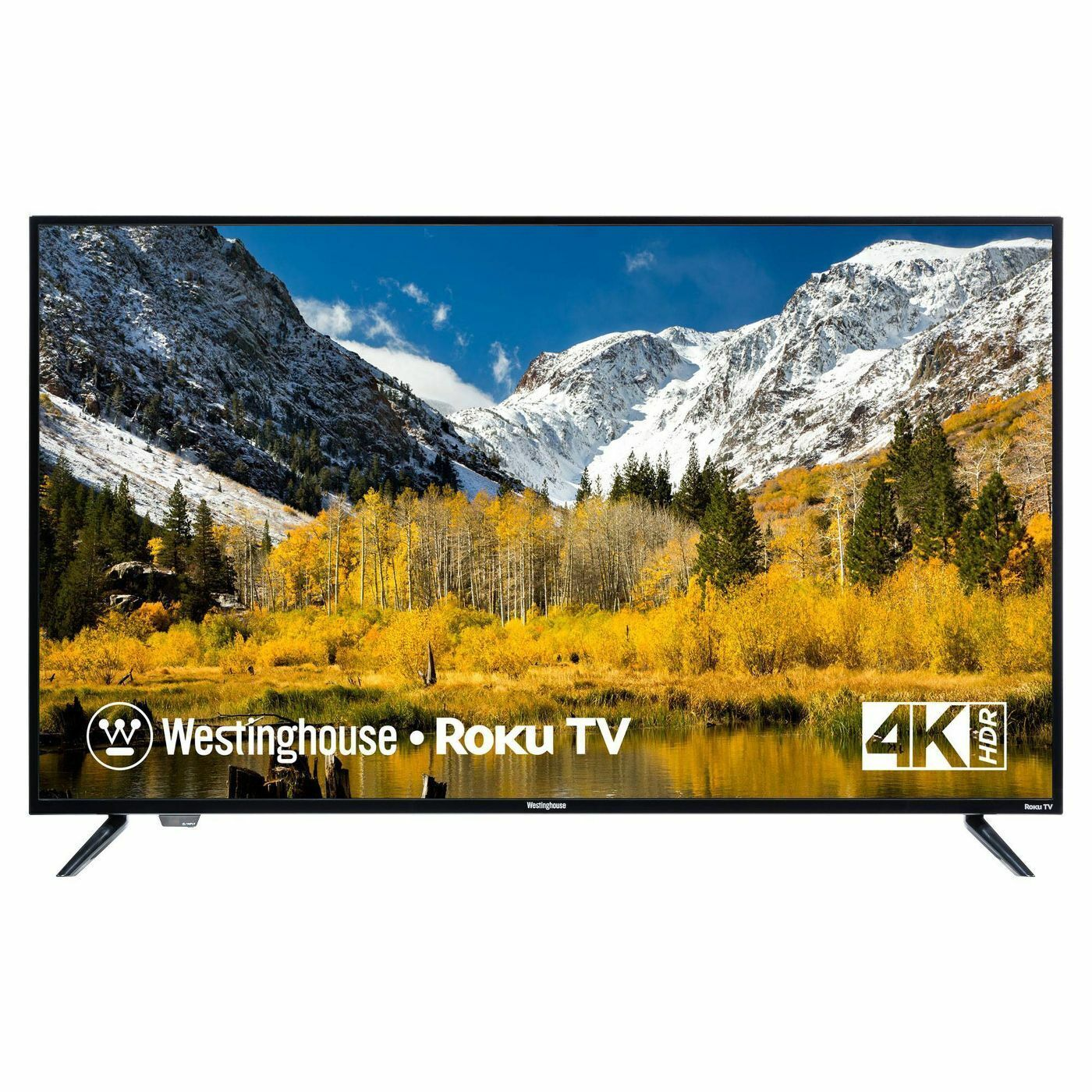 """Westinghouse 43"""" 4K Ultra HD Roku Smart TV with HDR (WR43UT4009) - Brand New."""