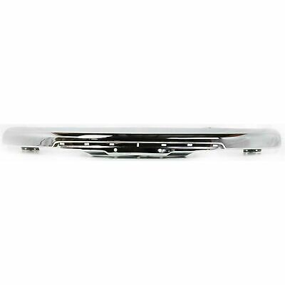 NEW Chrome Steel Front Bumper for 2004-2012 Chevrolet Colorado and GMC Canyon
