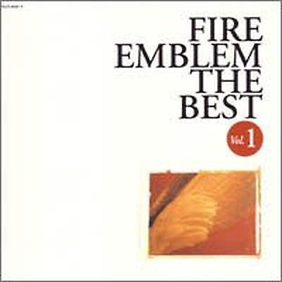 Fire Emblem Game music SOUNDTRACK CD Japan   The best 1  THE BEST (Best Fire Emblem Game)
