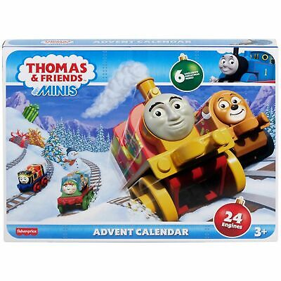 Fisher Price Thomas Friends MINIS Advent Calendar 2020 Countdown to Christmas