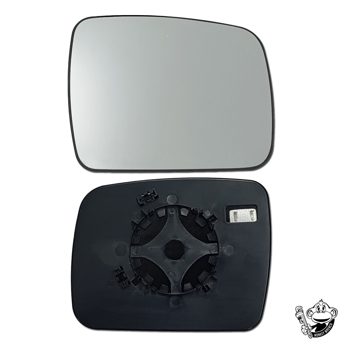 Right side Wing door mirror glass for Range Rover Sport 2005-2009 heated