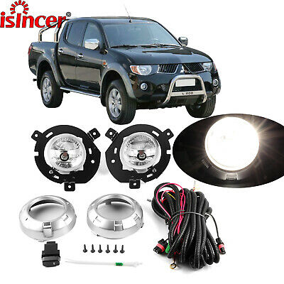 FOR MITSUBISHI TRITON MONTERO ANIMAL L200 2006-09 FOG  LAMP SPOT LIGHT KIT