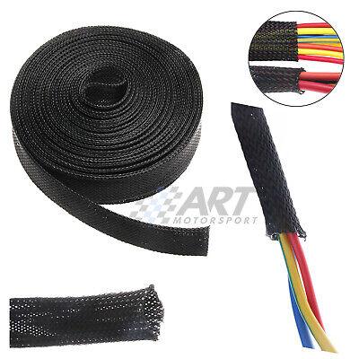 Manguera para cable eléctrico de coche rollo de 10 metros x 15mm...