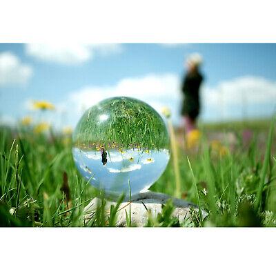 B. I. G. Foto-Glaskugel 80mm Lensball Bola de Foto Cristal Para Fotografía